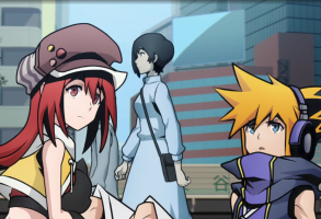 """The World Ends with You The Animation"""