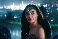 "Gal Gadot in ""Justice League"""