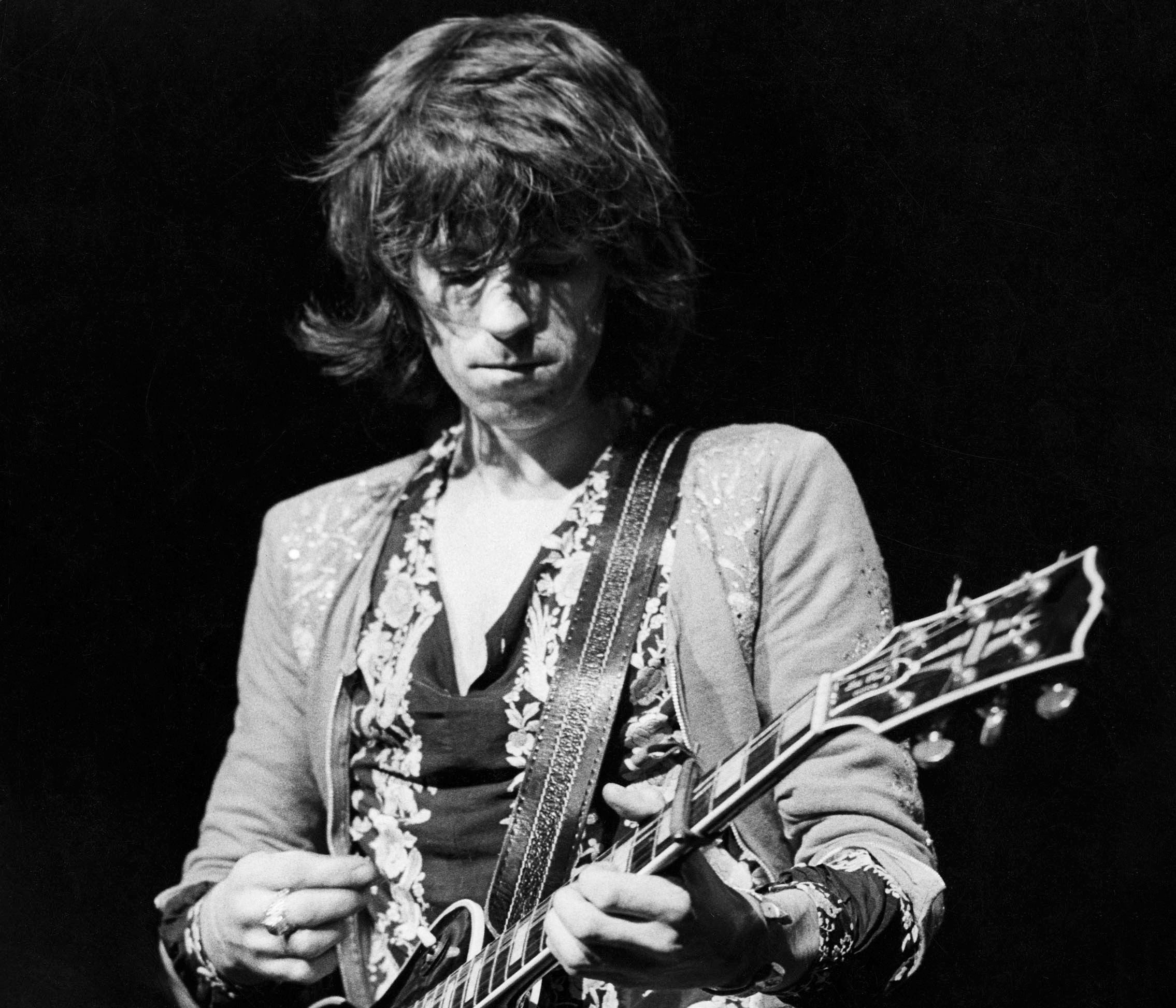 Keith Richards in