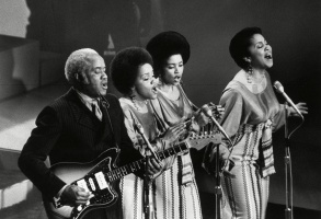 """The Staple Singers in """"1971: The Year Music Changed Everything"""""""