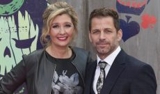 Deborah Snyder and Zack Snyder attend Suicide Squad film premiere at Leicester Square in London. 03/08/2016   Verwendung weltweit Photo by: Ik Aldama/picture-alliance/dpa/AP Images