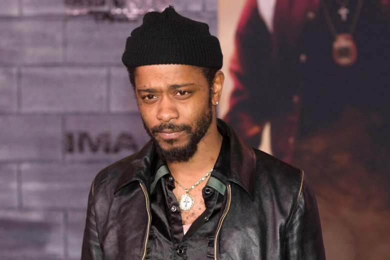 Lakeith Stanfield attends the premiere of 'Bad Boys For Life' at TCL Chinese Theatre in Hollywood, Los Angeles, California, USA, on 14 January 2020. | usage worldwide Photo by: C3396/picture-alliance/dpa/AP Images