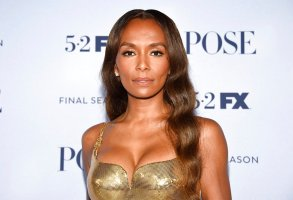 """Writer-director and executive producer Janet Mock attends FX's """"Pose"""" third and finale season premiere at Jazz at Lincoln Center on Thursday, April 29, 2021, in New York. (Photo by Evan Agostini/Invision/AP)"""