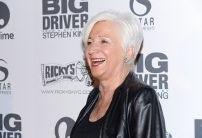 Actress Olympia Dukakis attends the 'Big Drive' New York Premiere at Angelika Film Center in New York, NY, on October 15, 2014. (Photo by Anthony Behar/Sipa USA)