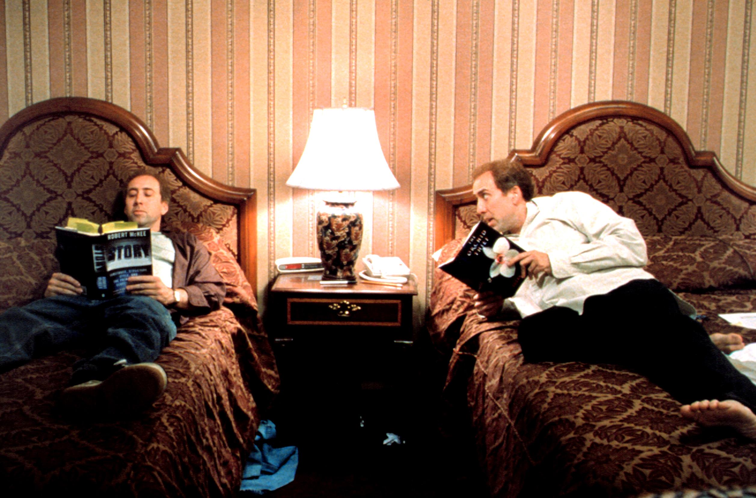 ADAPTATION, Nicolas Cage, 2002, (c) Columbia/courtesy Everett Collection