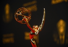 Emmys 2021 statue red carpet