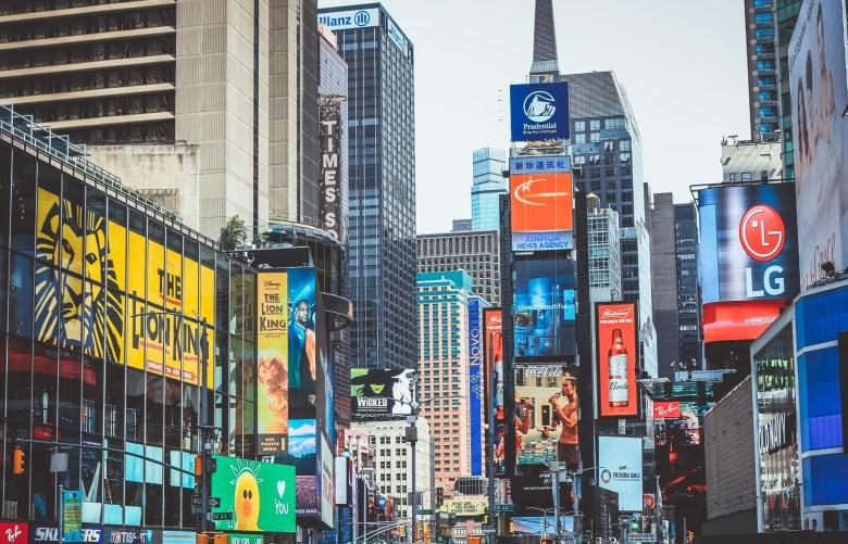 Broadway, Times Square