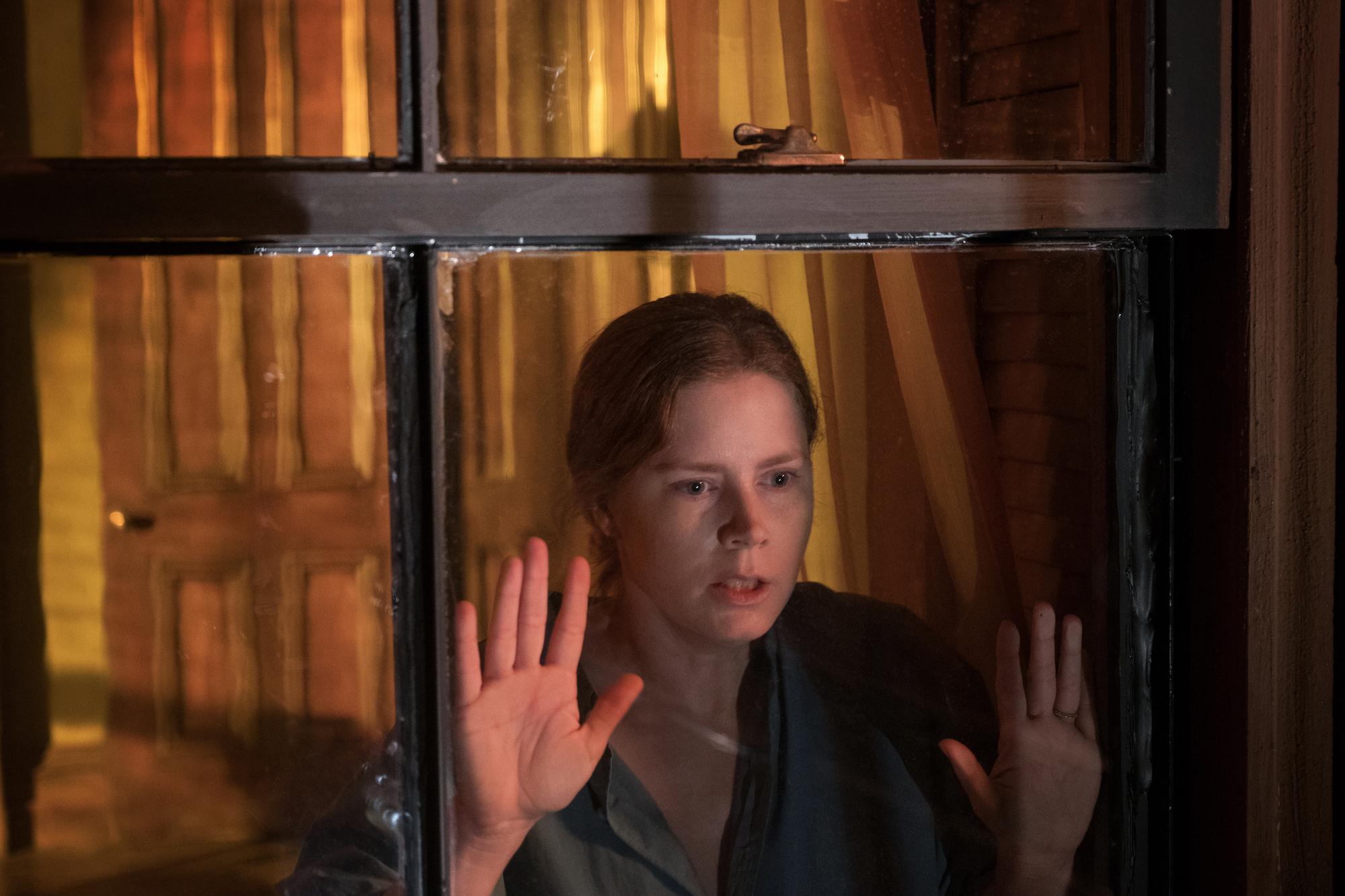 Woman in the Window (2021), Amy Adams as Anna Fox