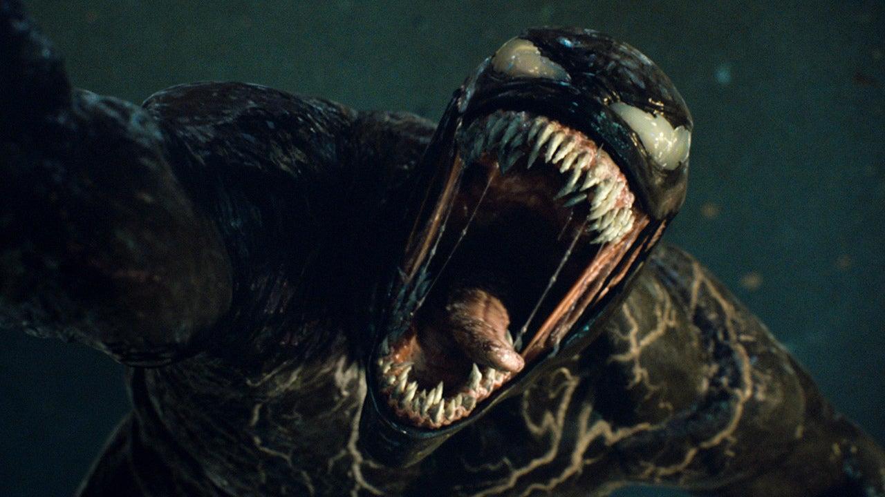 """Venom (Tom Hardy) in """"Venom"""" (2018)"""