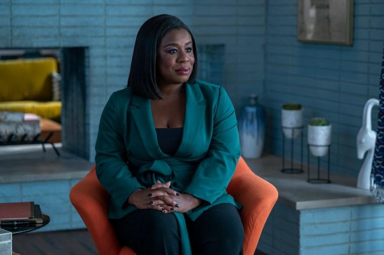 In Treatment Season 4 Uzo Aduba HBO