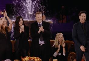 Friends Reunion HBO Max Matthew Perry Jennifer Aniston