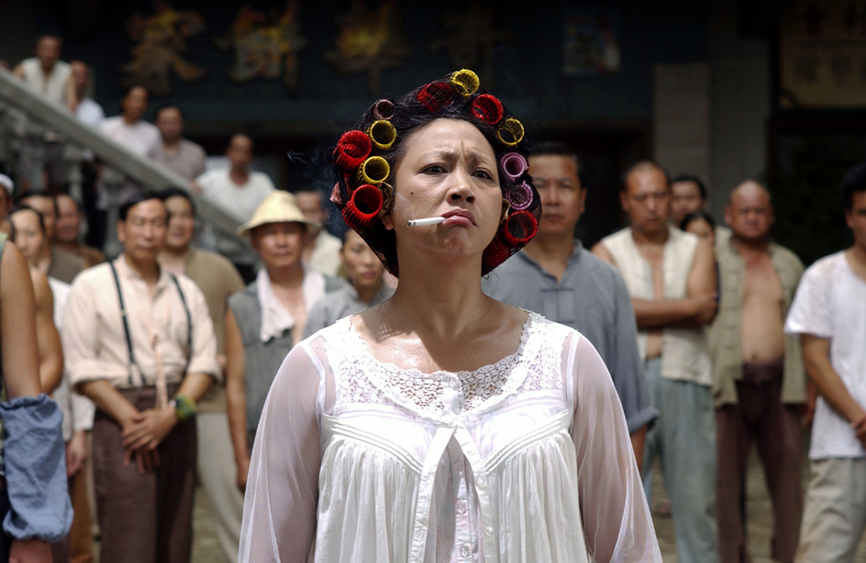 KUNG FU HUSTLE, (aka GONG FU), Yuen Qui, 2004, (c) Sony Pictures Classics/courtesy Everett Collection