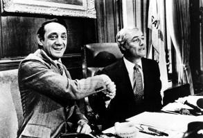 THE TIMES OF HARVEY MILK, Harvey Milk, George Moscone, 1984