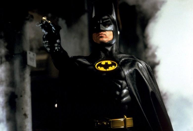 BATMAN, Michael Keaton, 1989, (c) Warner Brothers/courtesy Everett Collection