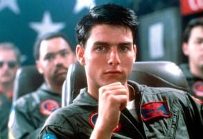 TOP GUN, Tom Cruise, 1986. ph: ©Paramount / courtesy Everett Collection