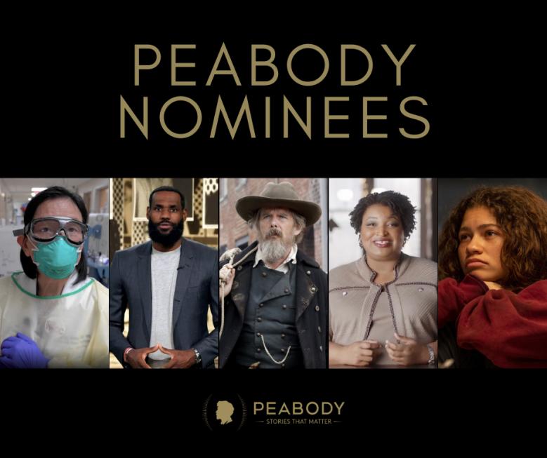 Peabody nominees
