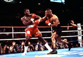 Mike Tyson vs. Frank Bruno, 1996