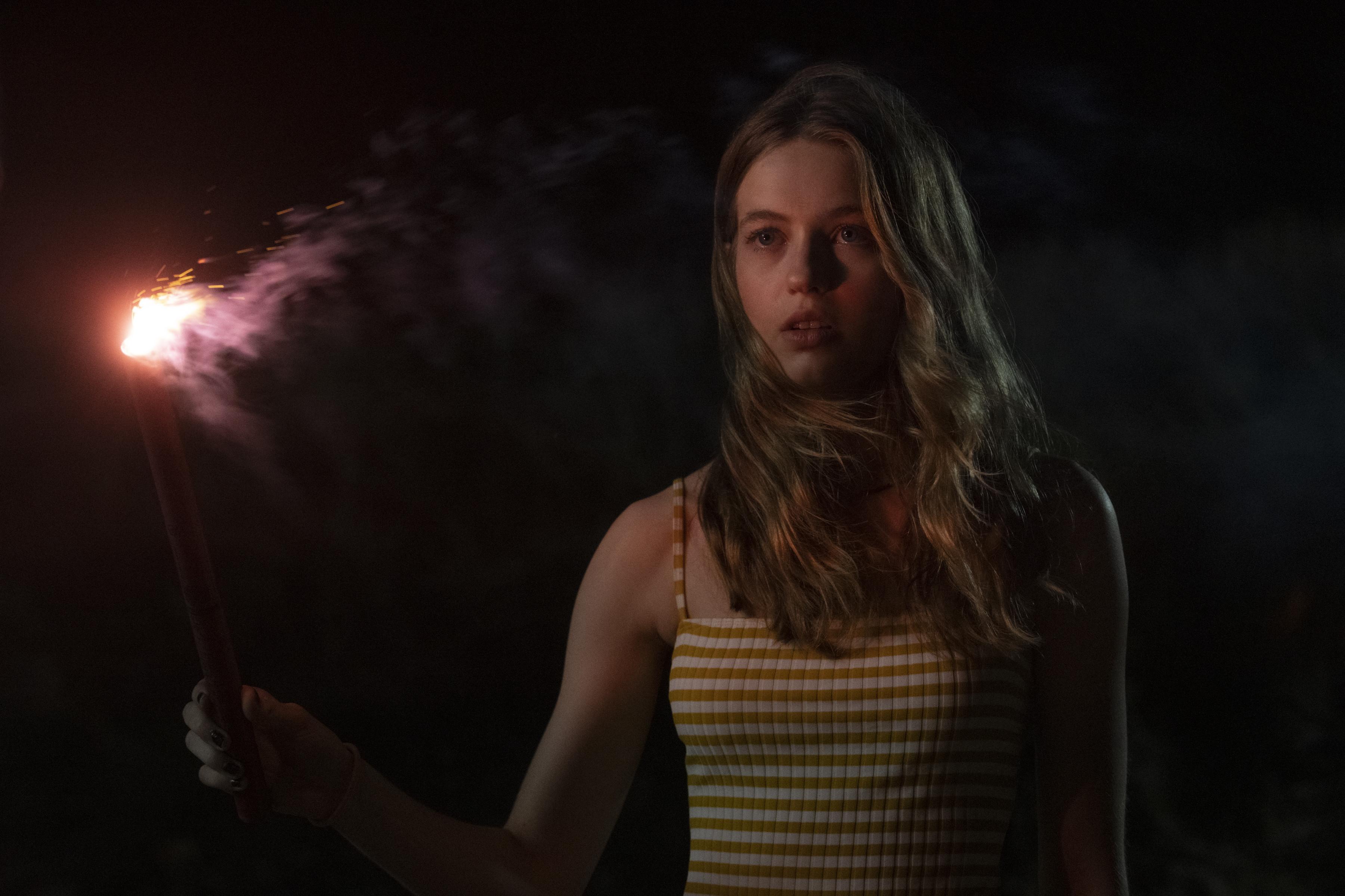 Panic Amazon Prime Video Heather Flare