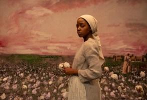 "Thuso Mbedu in ""The Underground Railroad"""