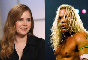 """Amy Adams and """"The Wrestler"""""""