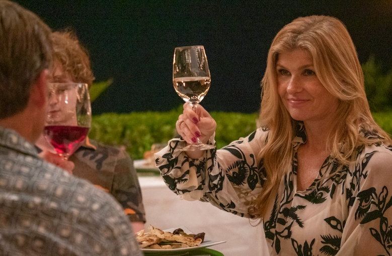 The White Lotus HBO Connie Britton