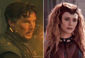 """""""Doctor Strange"""" and """"WandaVision"""""""