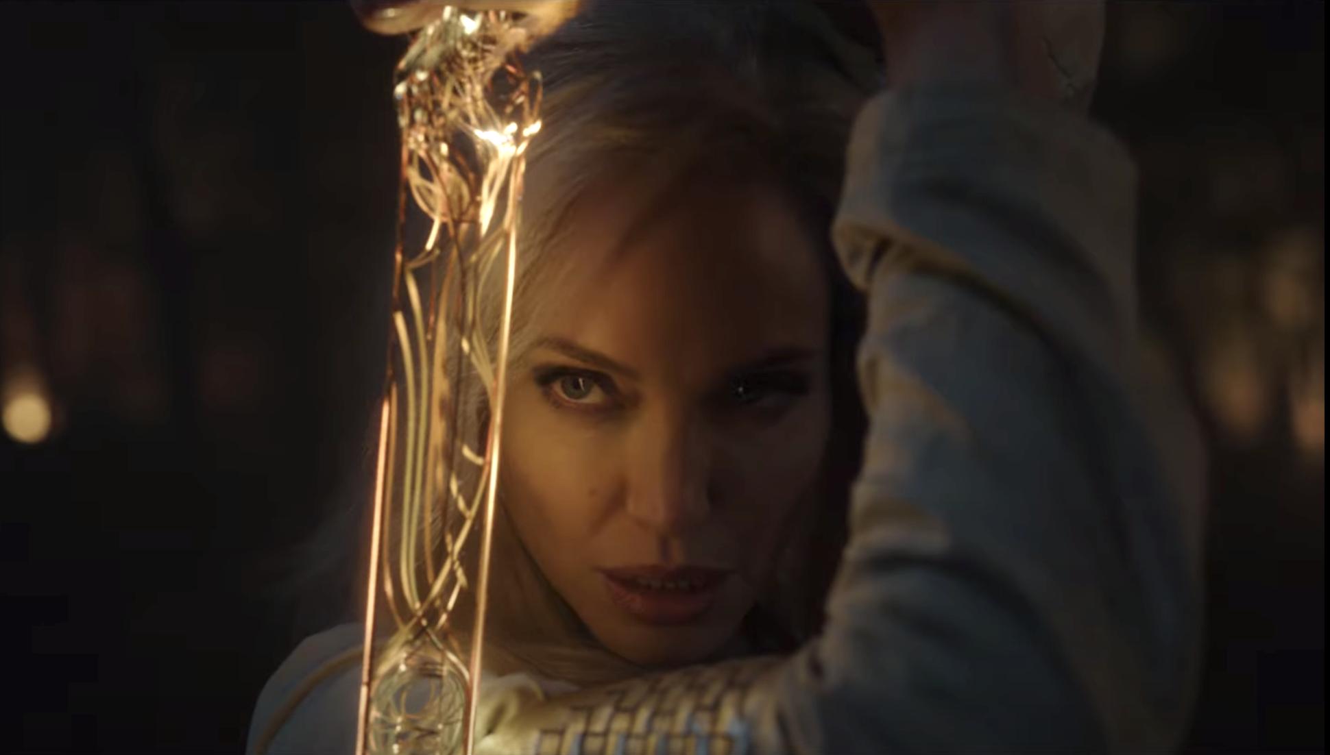Eternals' Trailer: Chloé Zhao Marvel ...