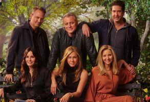 """Friends: The Reunion"""