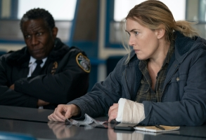 Mare of Easttown Kate Winslet HBO cop show