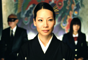 "Lucy Liu in ""Kill Bill"""