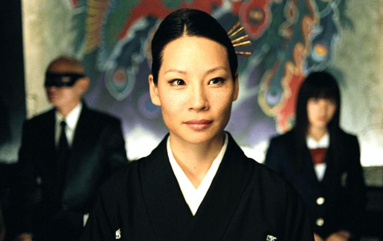 """Lucy Liu in """"Kill Bill"""""""