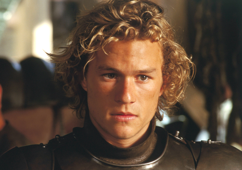 "Heath Ledger, ""A Knight's Tale"""