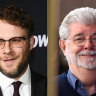Seth Rogen Remains 'Confounded and Plagued' by George Lucas' Belief the World Would End in 2012