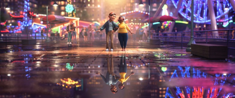 Us Again Disney Animation