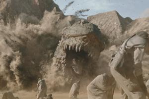 'The Mandalorian' Season 2: Improving StageCraft Virtual Production and Tackling the Menacing Krayt Dragon