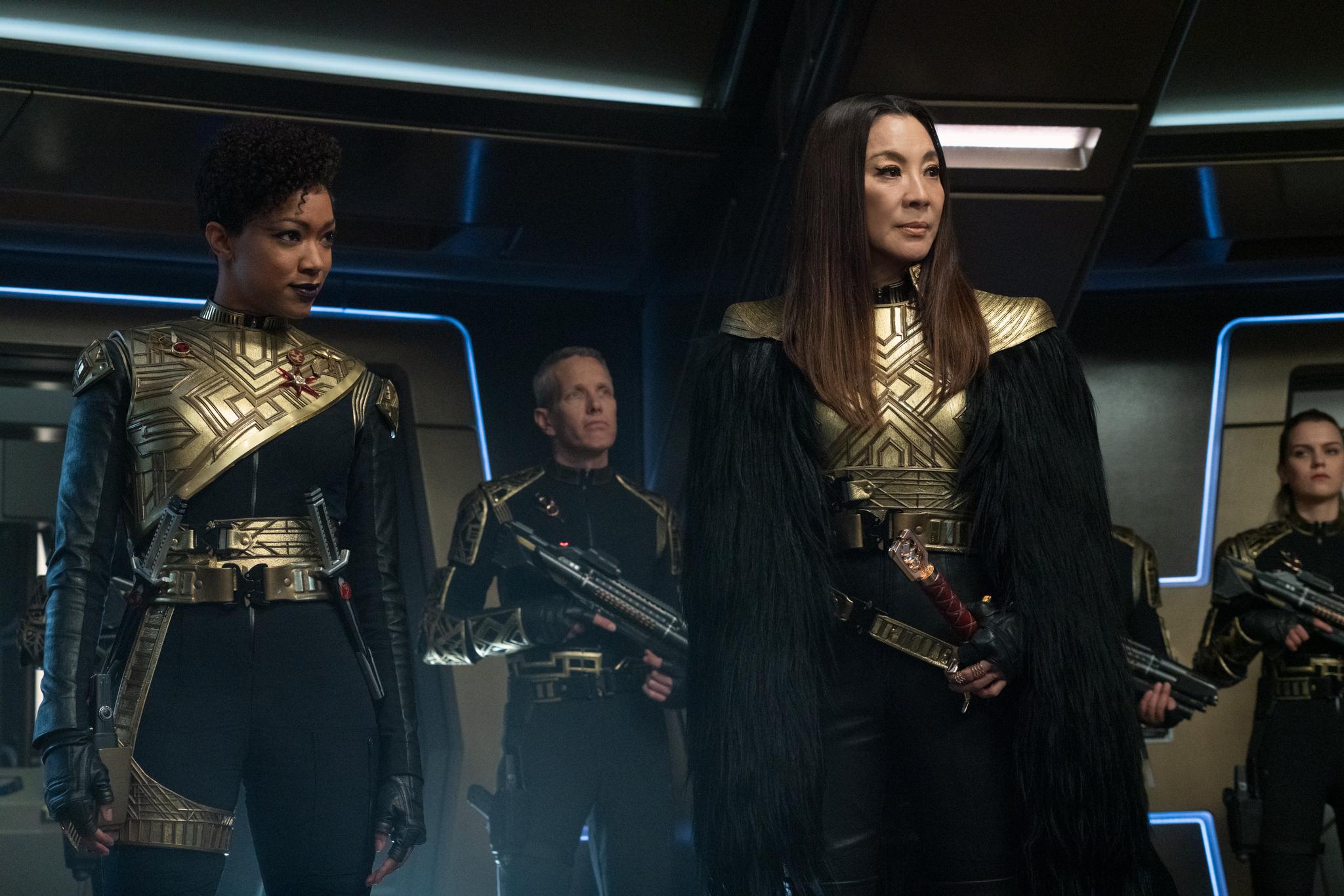 """Star Trek: Discovery Season 3"
