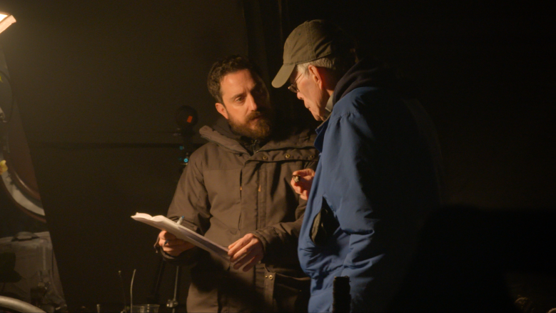 Pablo Larrain and Stephen King