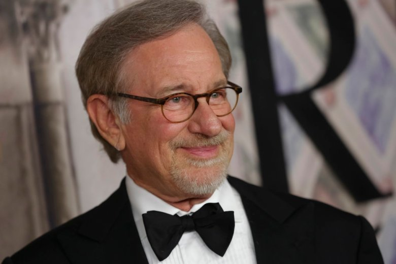Steven Spielberg attends the Ralph Lauren 50th Anniversary Event held at Bethesda Terrace in Central Park during New York Fashion Week on Friday, Sept. 7, 2018, in New York. (Photo by Brent N. Clarke/Invision/AP)