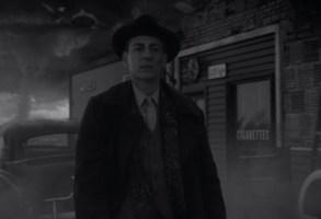 "FARGO -- ""East/West"" - Year 4, Episode 9  (Airs November 15)  Pictured: Gaetano Bruno as Constant Calamita. CR: FX"