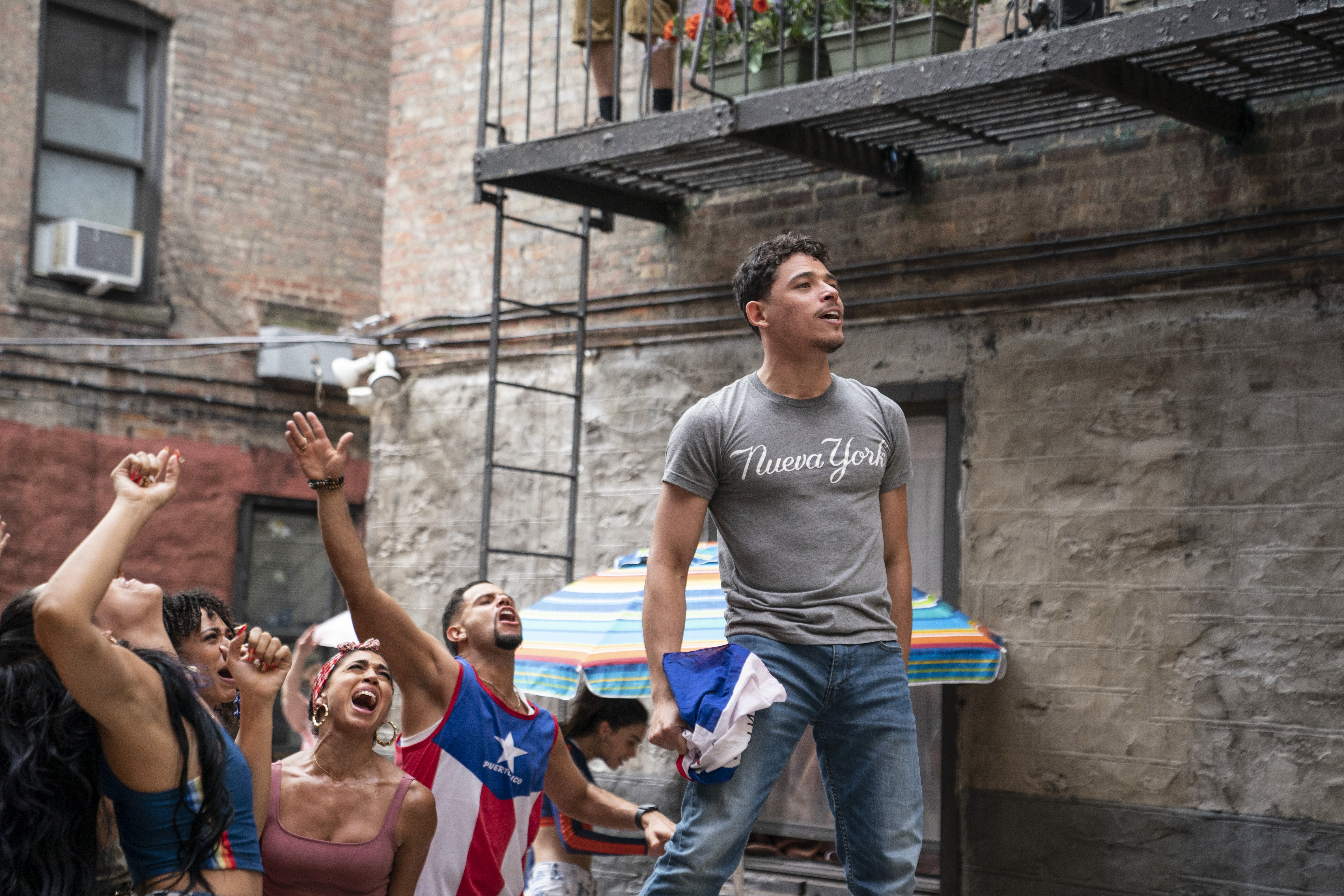 In the Heights ANTHONY RAMOS