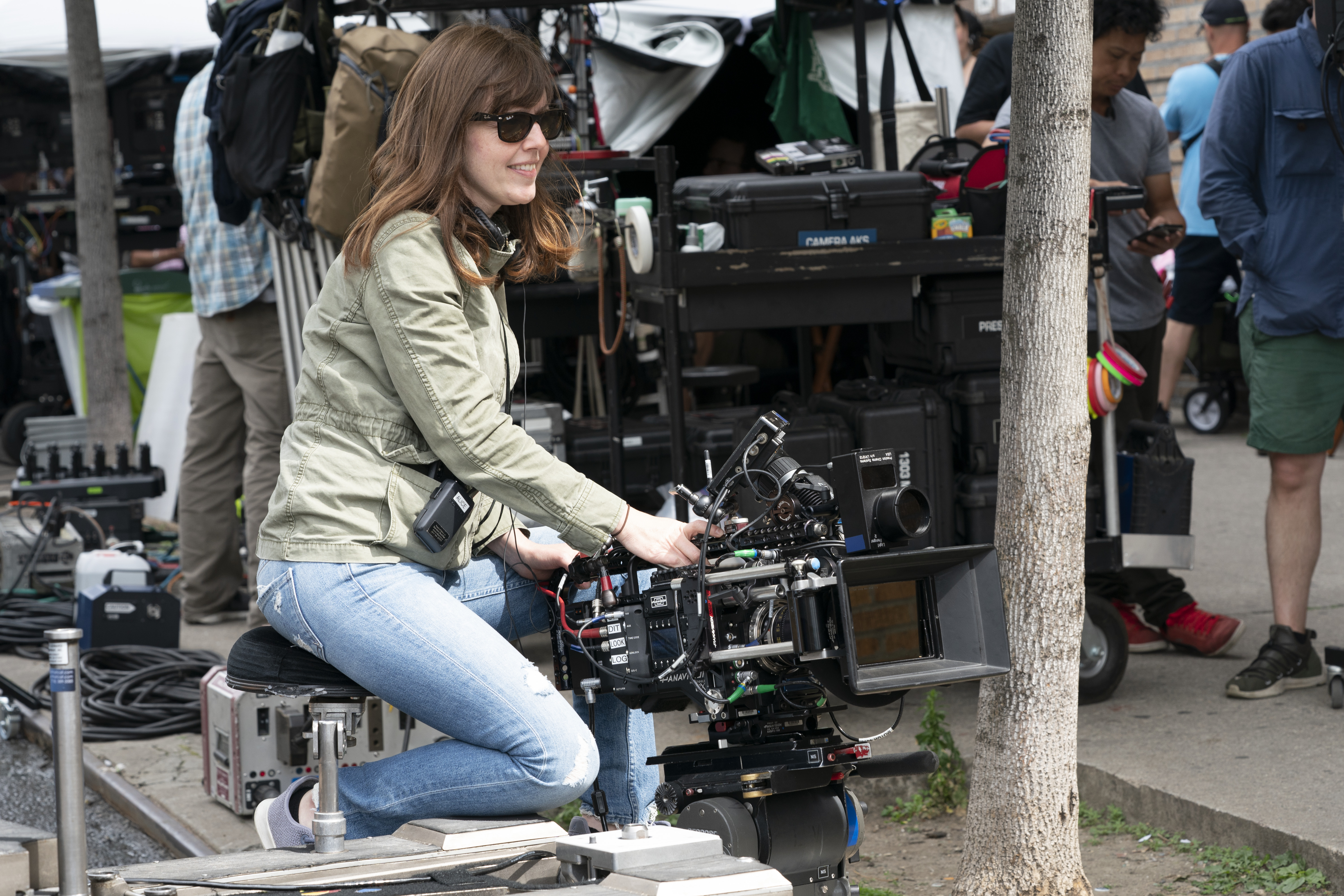 In the Heights Cinematographer Alice Brooks