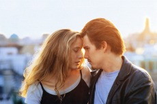 BEFORE SUNRISE, from left: Julie Delpy, Ethan Hawke, 1995, © Columbia/courtesy Everett Collection