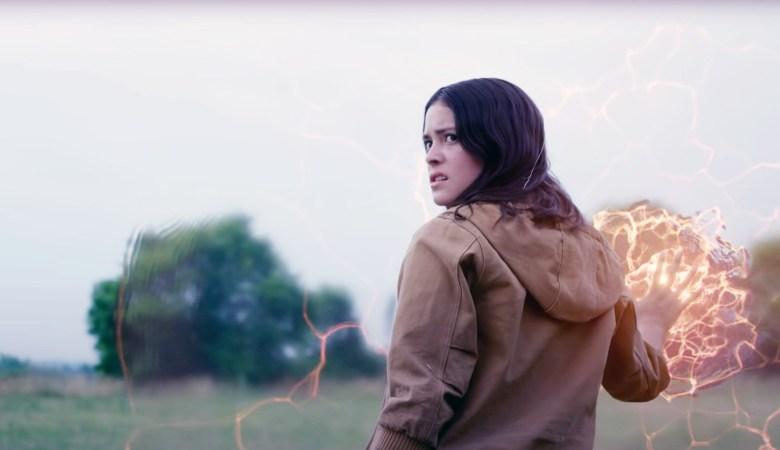 THE NEW MUTANTS, Blu Hunt as Danielle Moonstar, 2020. © 20th Century Studios / Courtesy Everett Collection