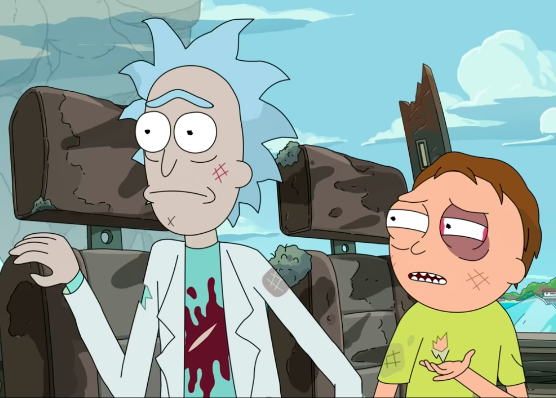 Rick And Morty Season 5 Episode 1 Review Mort Dinner Rick Andre Indiewire
