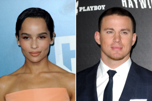 Zoë Kravitz Unveils Directorial Debut 'Pussy Island,' Starring and Developed with Channing Tatum