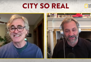Steve James and Judd Apatow