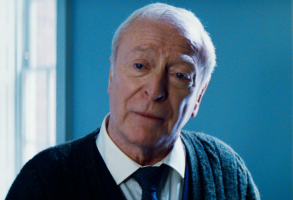 """Michael Caine is no stranger to blockbusters having starred in Christopher Nolan's """"Dark Knight"""" trilogy"""