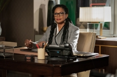 Pictured: Audra McDonald as Liz Reddick of the Paramount+ series THE GOOD FIGHT. Photo Cr: CBS  ©2021 Paramount+, Inc. All Rights Reserved.