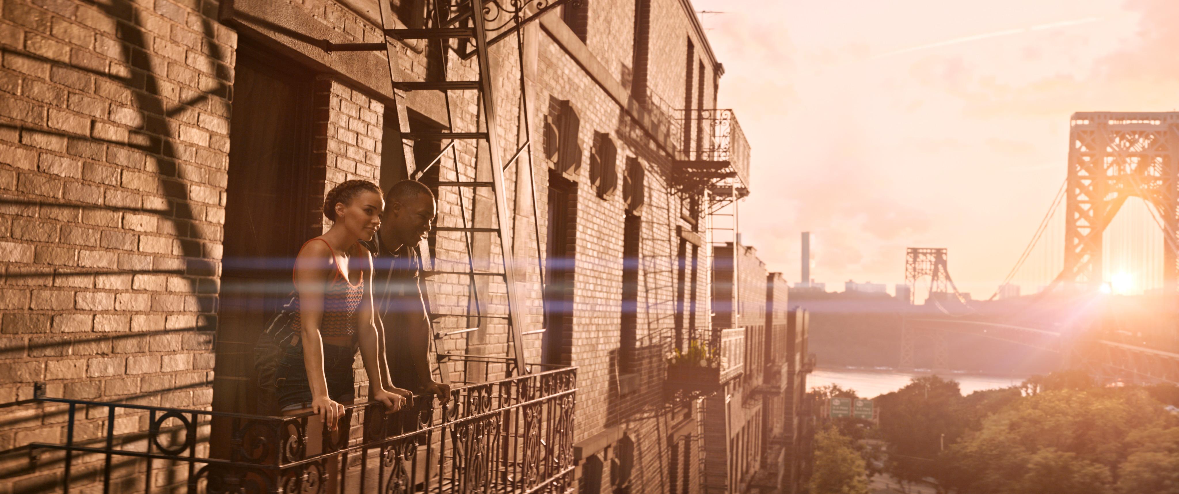 In the Heights: Manhattanhenge