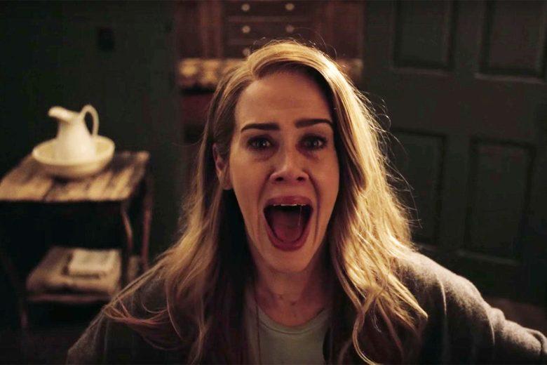 "Sarah Paulson in ""American Horror Story: Roanoke'"